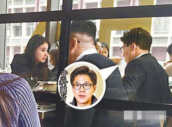 郭晶晶夫妇平价小店吃饭