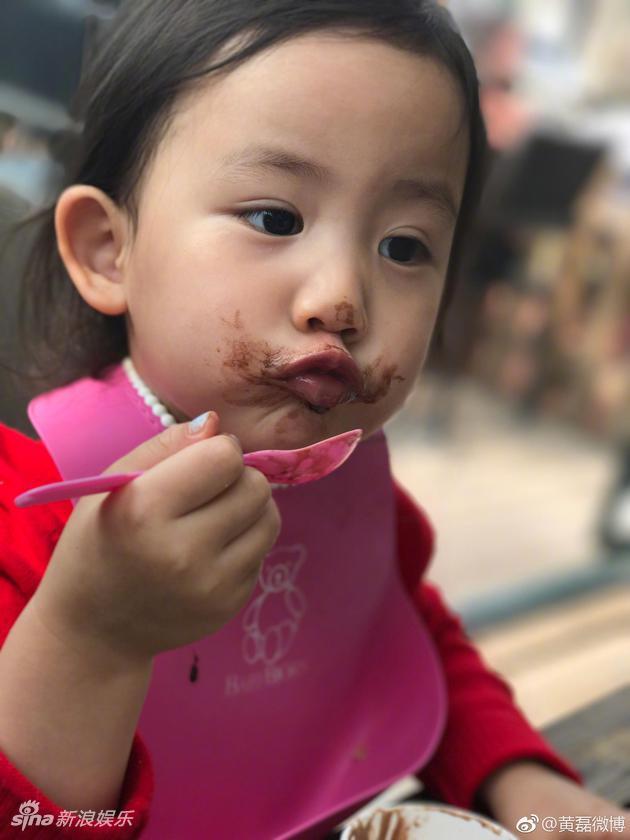黄磊小女儿