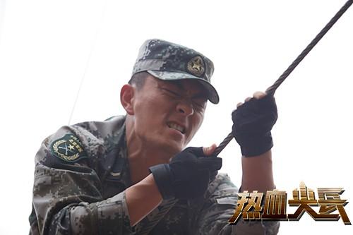 《军人部队》种草特战热血大展魅力热血 表情尖兵包走进图被图片