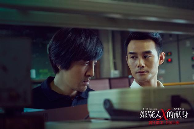 王凯寻找全新的表演方式出演《嫌疑人》