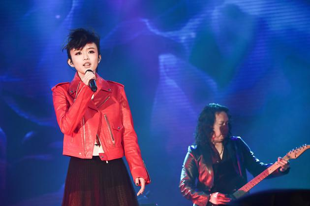 陈明憙Rock版《囚鸟》