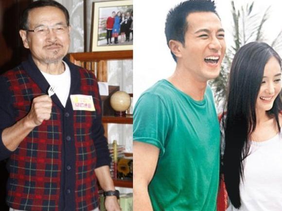杨幂被传有喜 公公刘丹:没和我说好消息