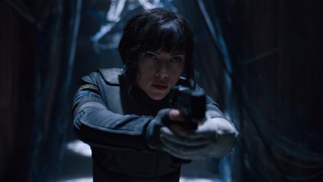 《攻壳机动队》将于4月7日在国内上映