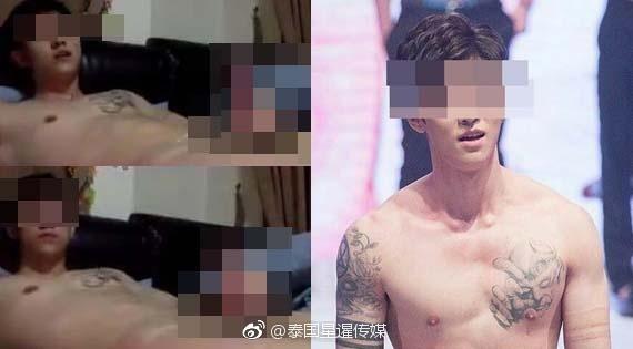 泰国男演员Gxxod Itthipat不雅照遭外泄