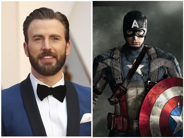 克里斯·埃文斯暗示有可能会续演美国队长。