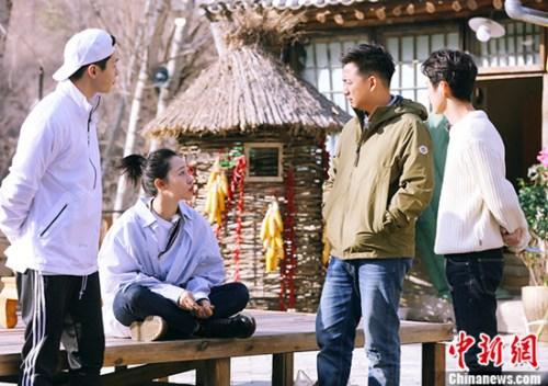 黄磊假装离开考验刘宪华 小鬼当家欢乐多