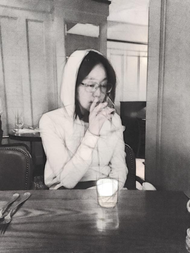 闫妮文艺范