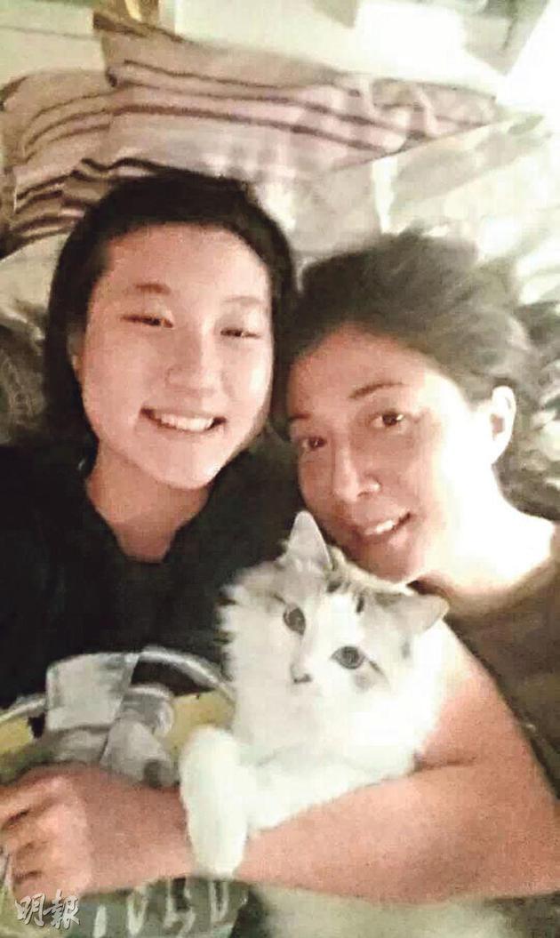 吴绮莉与女儿吴卓林最近有争吵