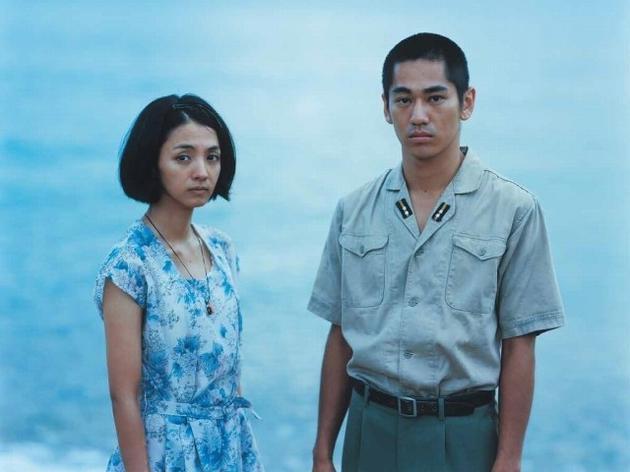 永山绚斗、满岛光电影《海边的生与死》剧照