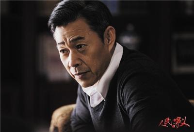 张丰毅饰沙瑞金