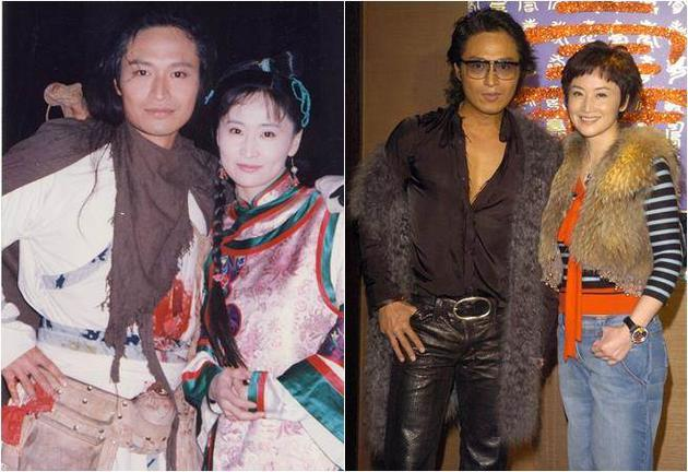马景涛曾称于莉是最爱的女人