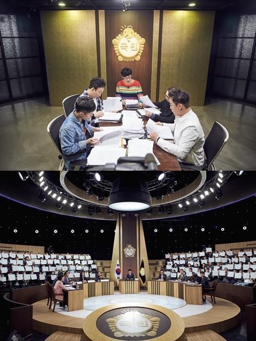 韩国党针对《无限挑战》节目提出禁播申请
