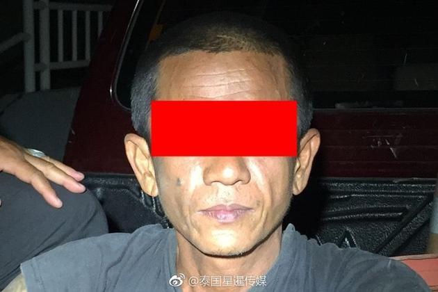 泰国贫困男子
