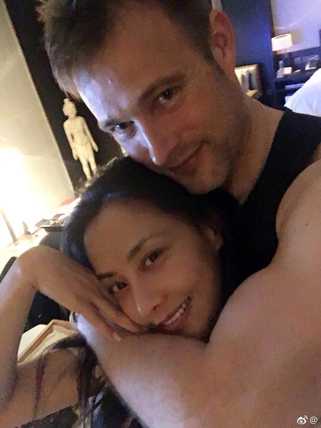 马雅舒和老公