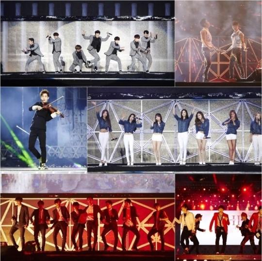 SM时隔三年再本土办演唱会 7月8日首尔举行
