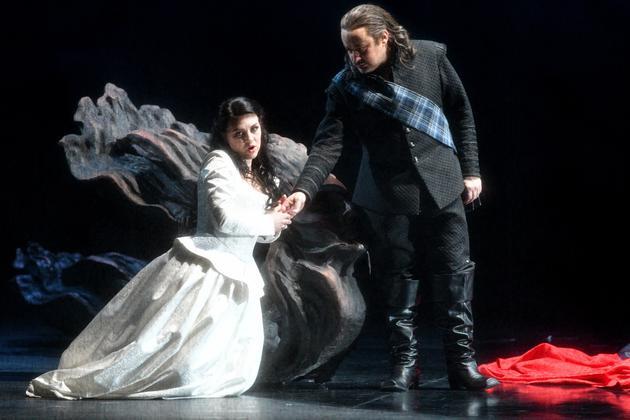 《拉美莫尔的露琪亚》揭幕国家大剧院歌剧节