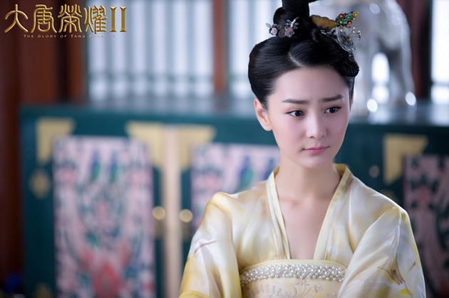 张维娜 大唐荣耀2