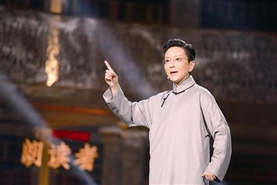 王佩瑜用韵白朗读《念奴娇·赤壁怀古》