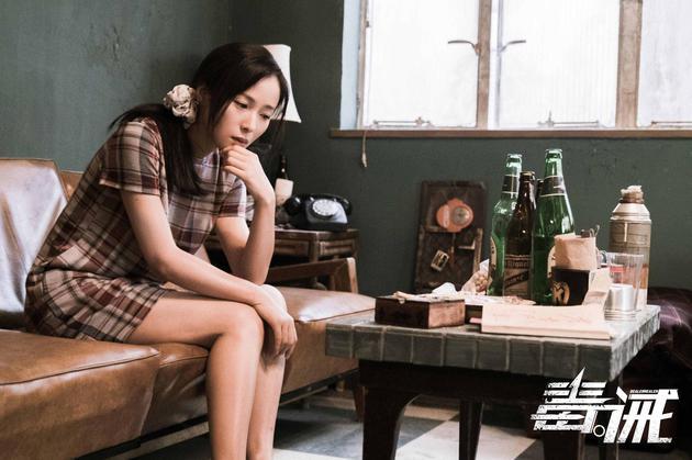 江一燕与刘青云《毒。诫》上演三生三世虐恋