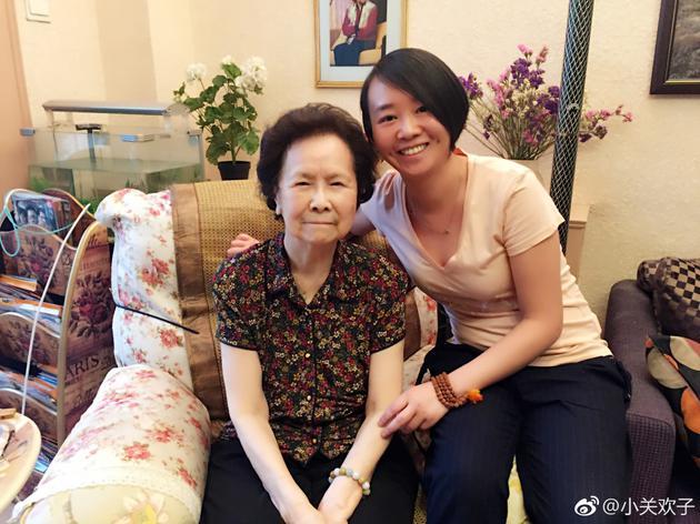《女儿国》后期制片悼念杨洁 赞其为人低调和蔼