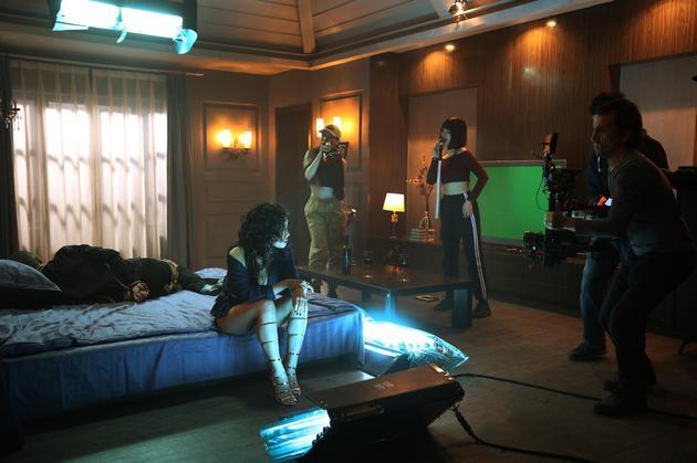 《Queendom》MV拍摄