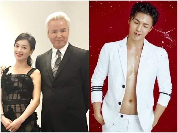林瑞阳的儿子林禹参加歌唱比赛
