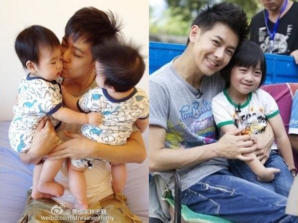 林志颖与儿子