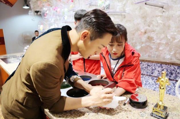 恭喜!陈伟霆入驻上海杜莎夫人蜡像馆