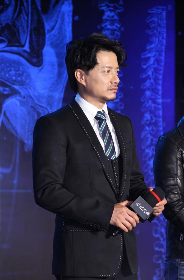《记忆大师》全球首映 段奕宏谈表演:我讨厌套路