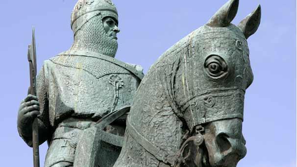 罗伯特一世在苏格兰人民心目中拥有极高的地位
