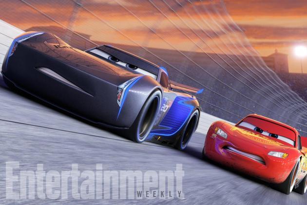 《赛车总动员3》发新预告 闪电麦坤老了被嘲过气