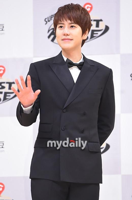 SJ圭贤5月20日举行入伍前最后一次见面会