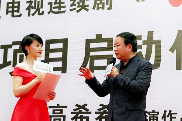 高希希导演表示希望桂林当地优秀女演员加盟本剧