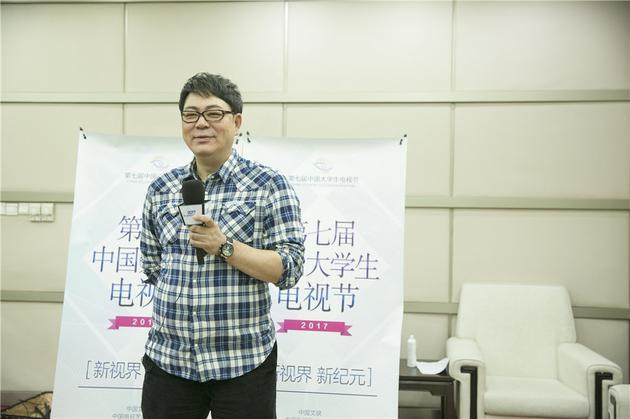高亚麟老师为大视节录制祝福ID