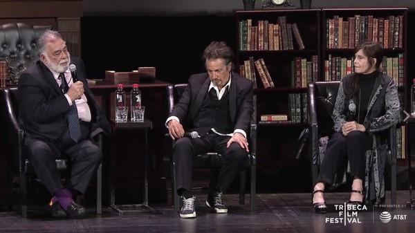 阿尔帕西诺试镜超过7次,仍差点无法演出《教父》