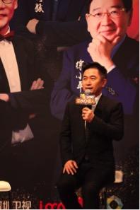 黄舒骏加盟《合伙中国人2》:创业创作异曲同工