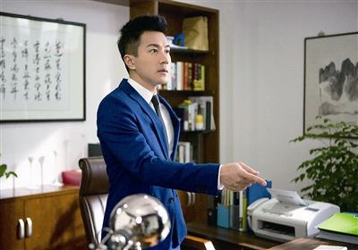 刘恺威自曝不着调 《继承人》里背台词像准备高考