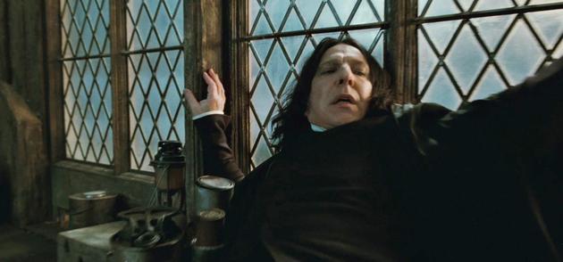 """扎心了!罗琳发推为""""杀死""""斯内普教授道歉"""