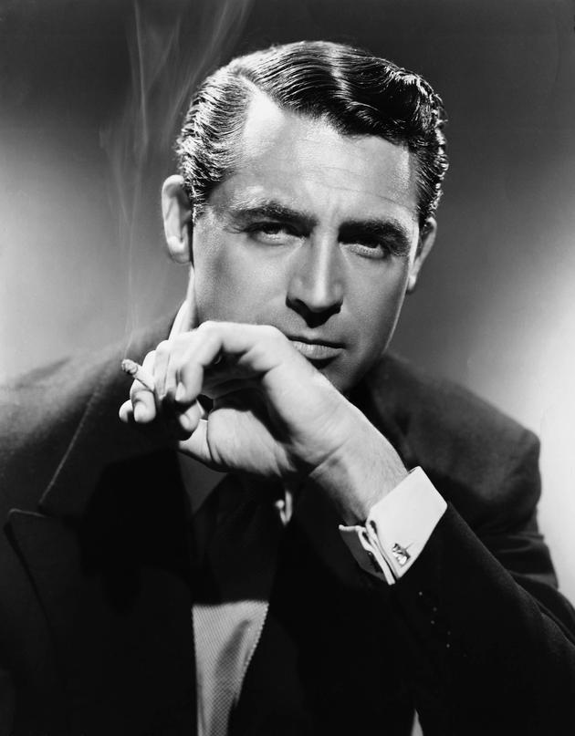 加里·格兰特一代经典好莱坞男星
