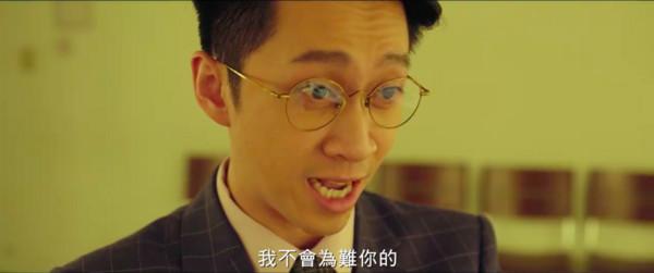 小S过去常在《康熙来了》嘲笑陈汉典,新片《吃吃的爱》角色逆转被恶整。