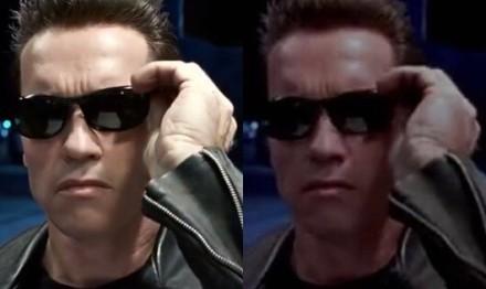 《终结者2》3D重映版预告 与原版画面对比大