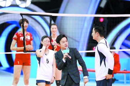 《来吧冠军2》再战中国女排 贾乃亮宋茜领航待发