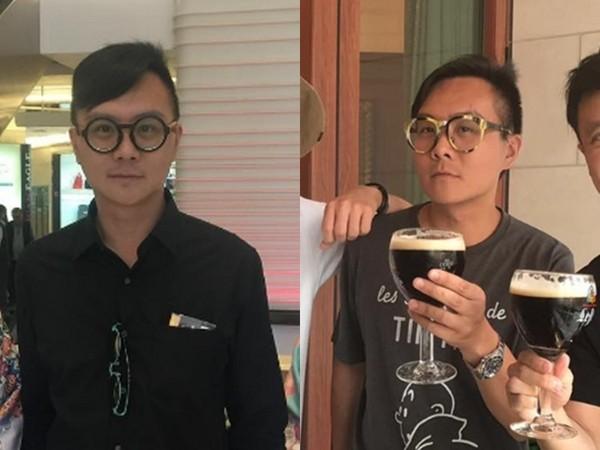 香港音乐人梁栢坚