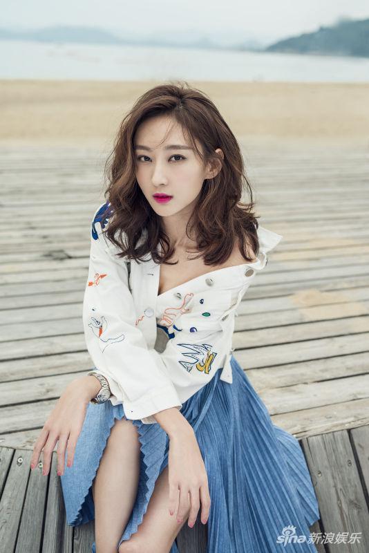 张宇菲《凡人的品格》饰演温迪