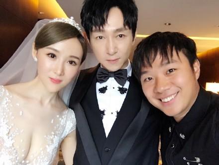 演员苏可低调完婚圈外女友杨洋 孙红雷陈好送祝福