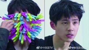 刘昊然:我做事情比较喜欢先动脑子 好胜心有点强