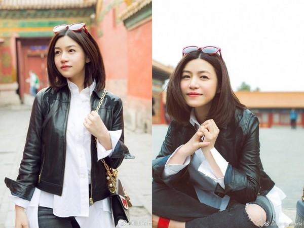 陈妍希经常透过社交网站分享生活点滴、趣事。