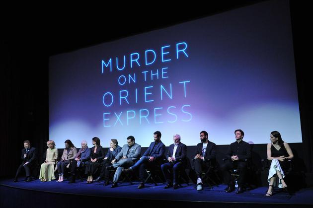 《王牌特工2》等三部福斯年度大片伦敦观影会获赞