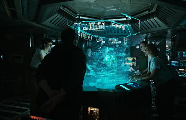 """""""异形之父""""雷德利:不可能银河系只有我们人类"""