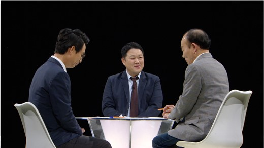 JTBC《舌战》收视大幅度上升 创新高夺冠军